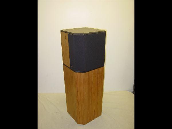 bose 10 2 ii tower speaker look ebay. Black Bedroom Furniture Sets. Home Design Ideas