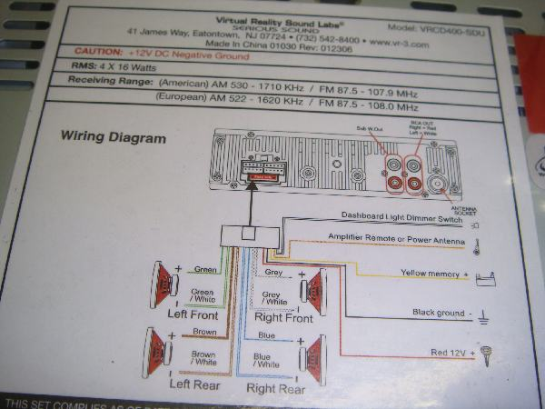 VR3STEREO (6) vrcd500 sdu audio wiring diagram wiring diagram vrcd400 sdu wiring harness at gsmportal.co