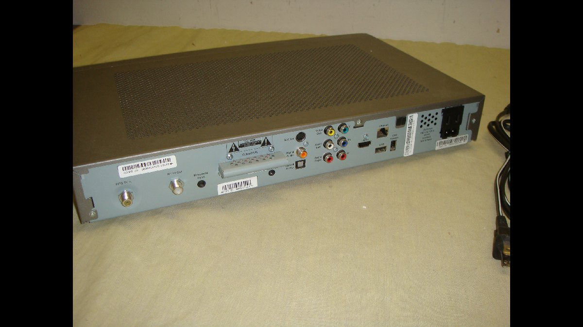 verizon fios high definition cable box with remote hd qip 7100 1 ebay. Black Bedroom Furniture Sets. Home Design Ideas