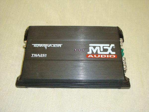 Mtx terminator tna2amp