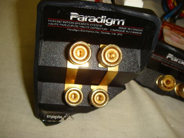 replacement drivers for your paradigm studio 60 speakers